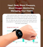 Smart watch for Men and Women - Securgadget Store