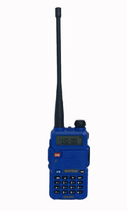 walkie talkies blue