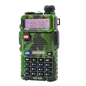 walkie talkies green