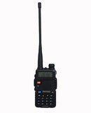 walkie talkies black