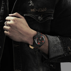 Luxury Brand Men Sports Quartz Watch - Securgadget Store