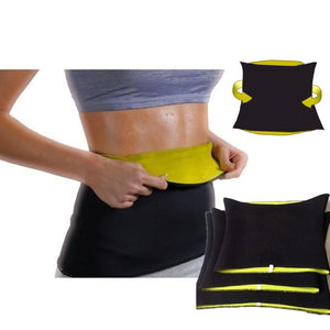 Women Hot Waist Band Gym Fitness Sports Exercise  Waist Support Pressure Protector Body Building Belt - Securgadget Store