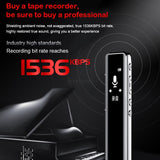Mini digital voice recorder and audio pen dicta-phone - voice activated recording - Securgadget Store