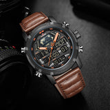 Men Watches Luxury Brand Fashion Sport Watches Men Quartz Waterproof Watch - Securgadget Store