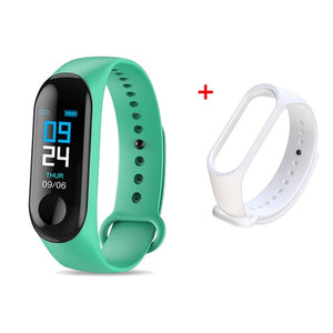 Smart Watch Bracelet Band Fitness Tracker Messages Reminder Sport Wristband For men women - Securgadget Store