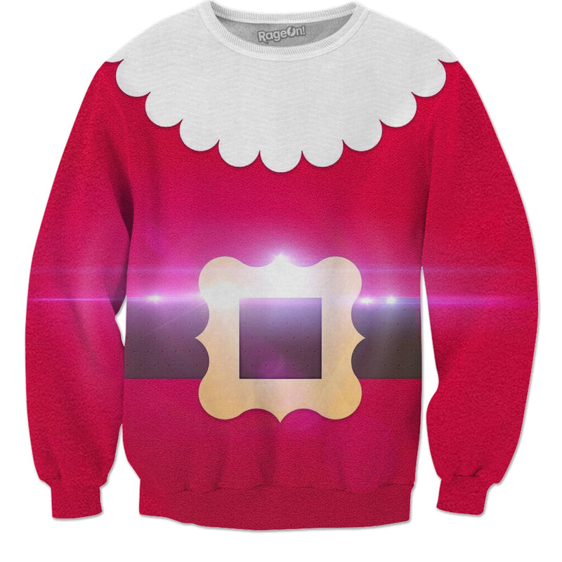 The Real Santa Clause - Christmas Sweater - JohnnyAppz , The Real Santa Clause - Christmas Sweater, Sweatshirts
