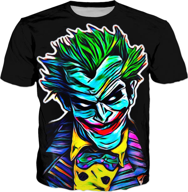 Serious Joker - JohnnyAppz , Serious Joker, T-Shirts