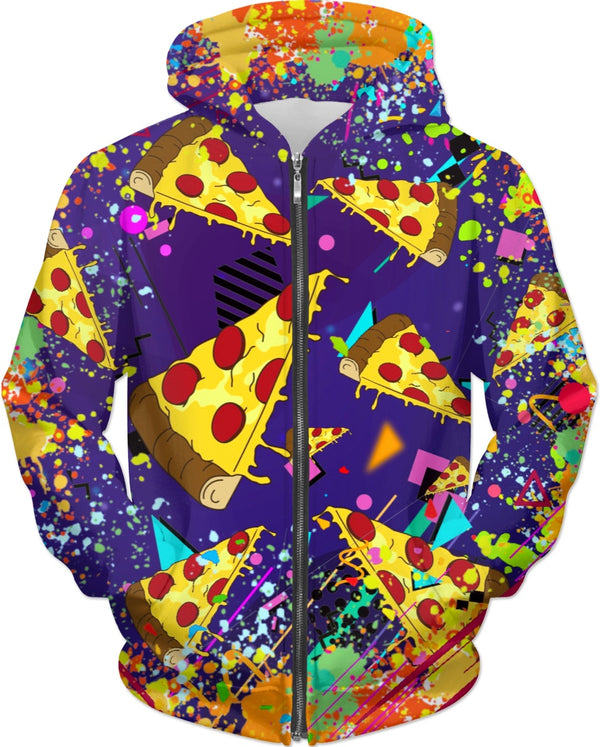 Pizza Party - JohnnyAppz , Pizza Party, Hoodies