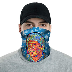 Merry Christmas Clark Griswold - Christmas Neck Buff Face Mask - JohnnyAppz , Merry Christmas Clark Griswold - Christmas Neck Buff Face Mask, Neck Buff