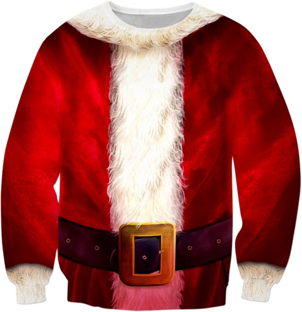 Legit Santa Clause (Christmas Sweater & More) - JohnnyAppz , Legit Santa Clause (Christmas Sweater & More), Sweatshirts