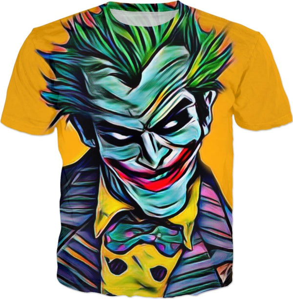 Serious Halloween Clown - JohnnyAppz , Serious Halloween Clown, T-Shirts