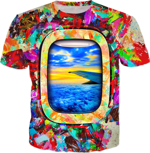 Flying Colors - JohnnyAppz , Flying Colors, T-Shirts