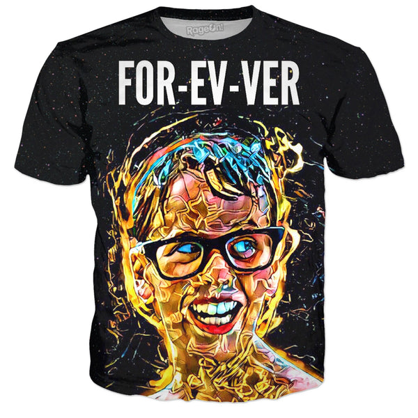 Squints Sandlot Abstract - FOR-EV-VER - JohnnyAppz , Squints Sandlot Abstract - FOR-EV-VER, T-Shirts