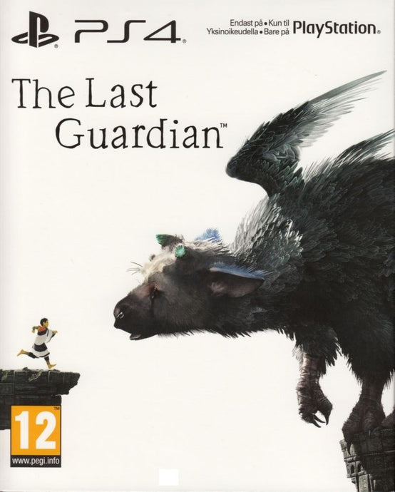 The Last Guardian Special Steelbook Edition (PS4)