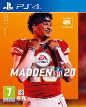 Load image into Gallery viewer, Madden NFL 20 (PS4) EA Sports