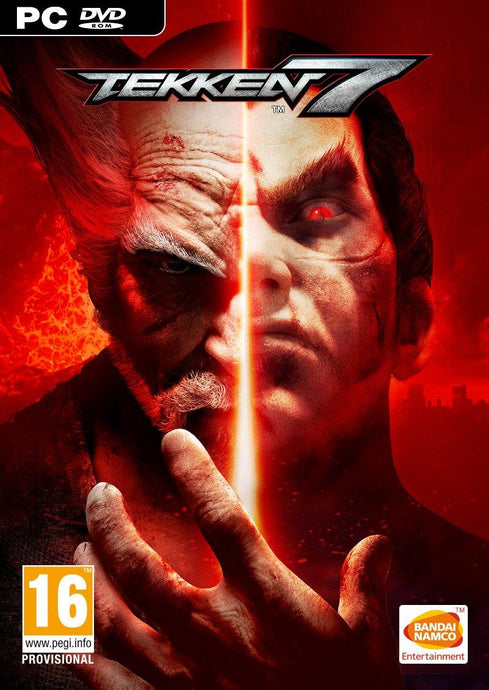 Tekken 7 (PC DVD)