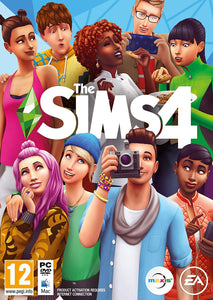 The Sims 4 - Standard Edition (PC DVD)