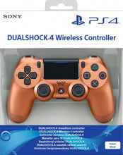 Load image into Gallery viewer, Sony PlayStation DualShock 4 Controller - Copper