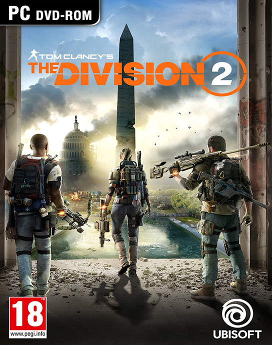 Tom Clancy's The Division 2 (PC DVD)