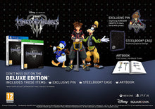 Load image into Gallery viewer, Kingdom Hearts 3 Deluxe Edition (PS4)