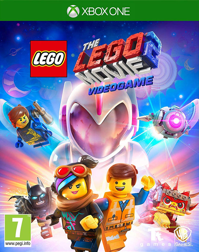 The LEGO Movie 2 Videogame (Xbox One)