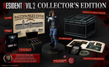 Load image into Gallery viewer, Resident Evil 2 - Collector's Edition (PS4)