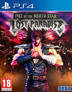 Sega Fist Of The North Star Lost Paradise (PS4)