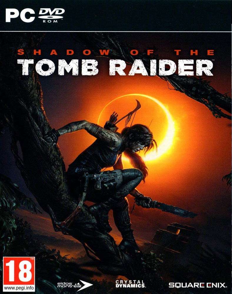 Shadow of the Tomb Raider (PC DVD)
