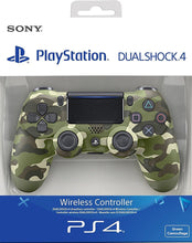Load image into Gallery viewer, Sony PlayStation DualShock 4 Controller - Green Camouflage