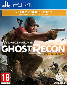Tom Clancy's Ghost Recon WildlandsYear 2 Gold Edition (PS4)
