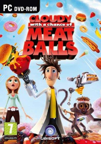Cloudy with a Chance of Meatballs (PC DVD)