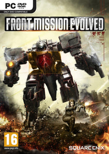 Square Enix Front Mission Evolved (PC DVD)