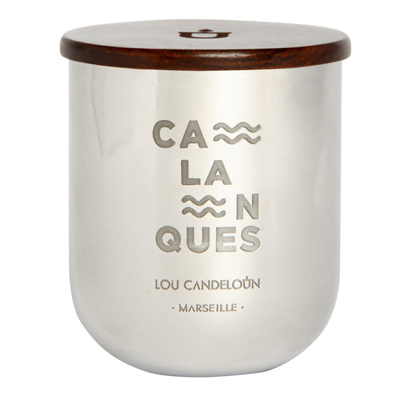 Bougie - Calanques - 1 kg - Bougie Canderella
