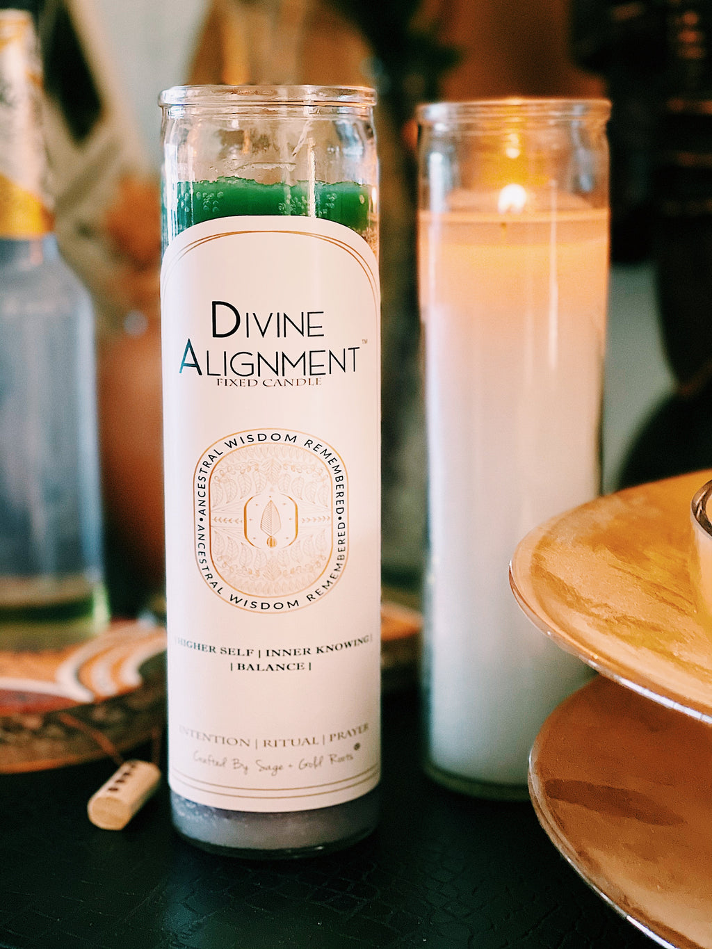 DIVINE ALIGNMENT | Fixed Conjure Candle