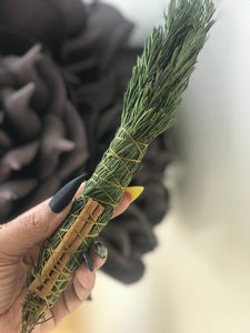 Rosemary + Cinnamon Sacred Smoke Wands