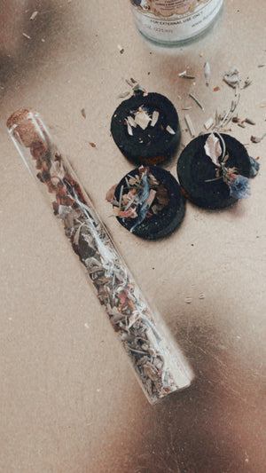 Ritual Herbal Incense | Loose Ritual Smoke Blend