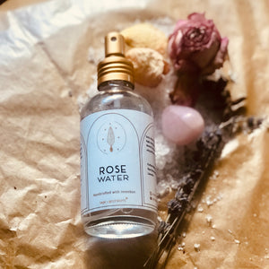 Rose Water | Luxurious Mist