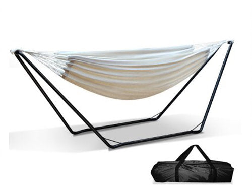 Hammock Bed with Steel Frame Stand