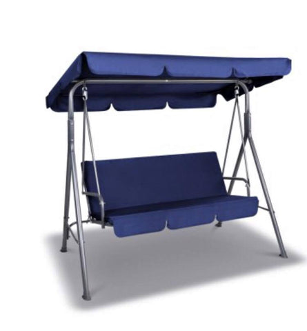 Navy- Swing Chair