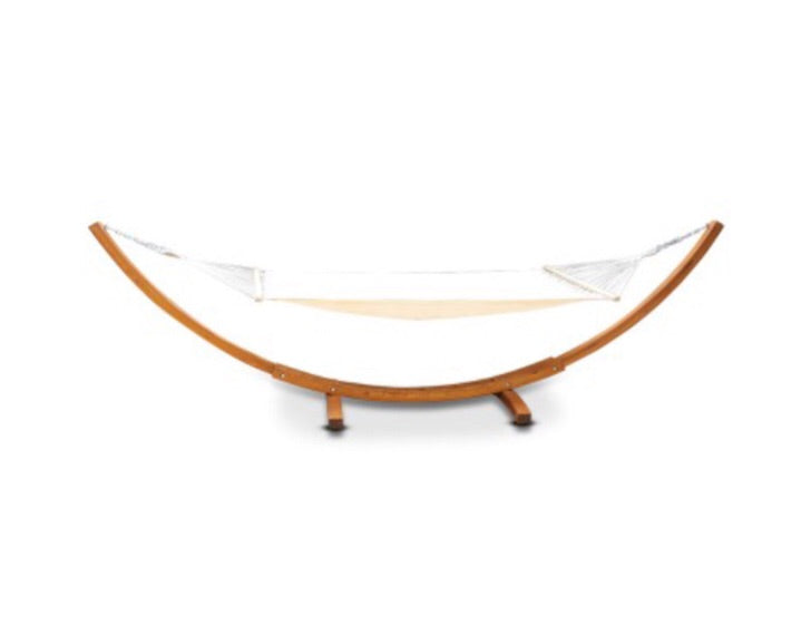 Russian Larch wood - Double hammock