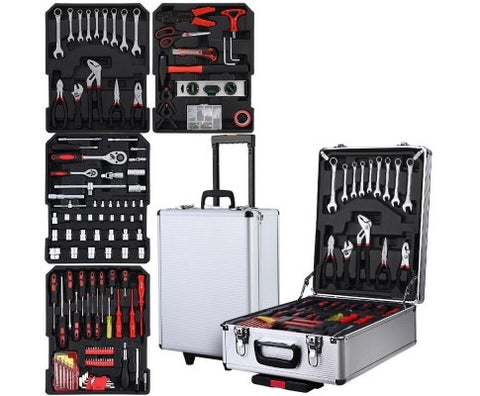 786 pieces of tools and trolley case