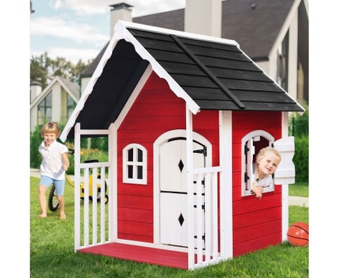 Fir Wood Cottage Playhouse