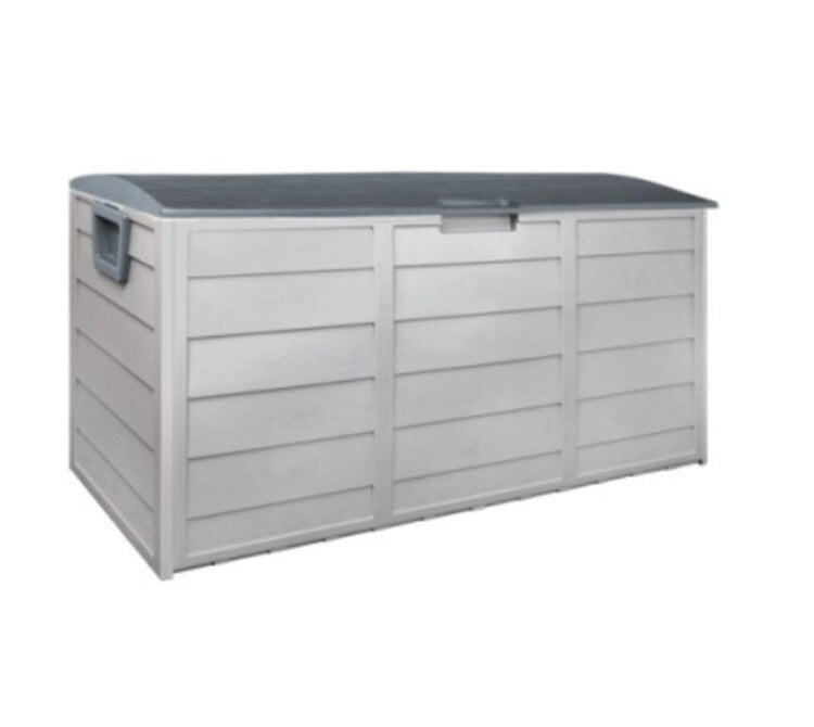 290L Outdoor Lockable Storage - Grey