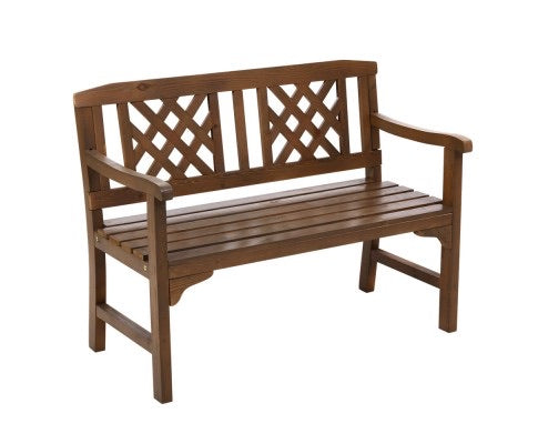 Fir wood bench - Natural