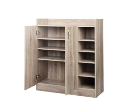 Wooden Cabinet with 2 Doors Wood