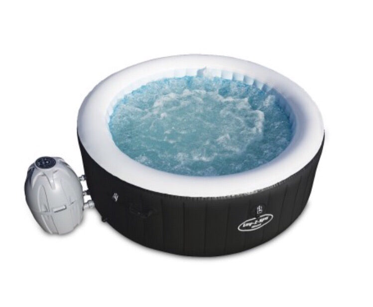Hydro massage inflatable spa
