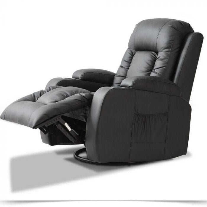 Electric Massage Chair Zero Gravity Chairs Recliner Full Body Back Neck