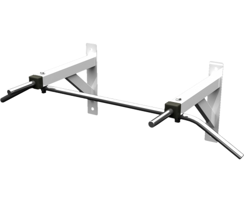 The Randy & Travis Wall-Mounted Chin-Up Bar
