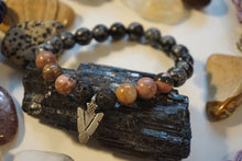 Load image into Gallery viewer, Trauma Warrior Intentional Healing Bracelet