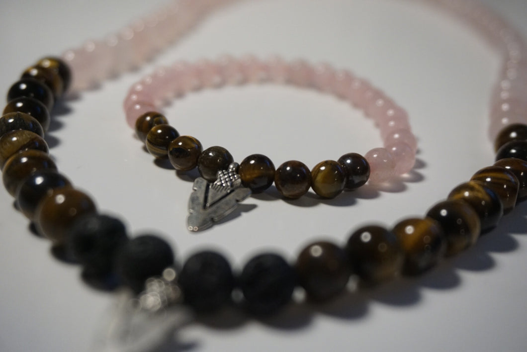 Love Warrior Intentional Healing Bracelet